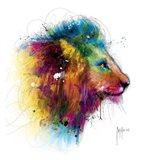Jungle's King Art Print