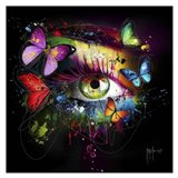 Le miroir de l'ame Art Print