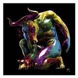 Minotaure Art Print