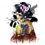 Memoirs of a Geisha Art Print
