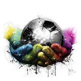 Coupe du Monde Art Print