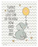 Twinkle Love Art Print