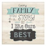 Story Art Print