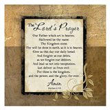 The Lord's Prayer Art Print