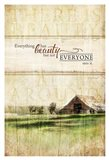 Everything Has Beauty Art Print