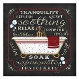 Bath II (Tub) Art Print