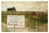 Always Hope Art Print