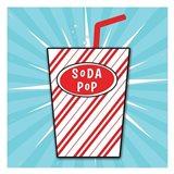 Soda Pop Art Print
