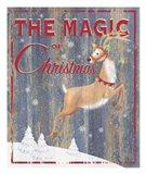 Magic of Christmas Art Print