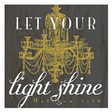 Light Shine Art Print
