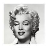 Monroe Portrait Art Print