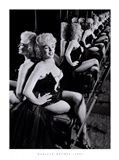 Marilyn Monroe, March 25, 1955 Art Print