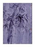 Bamboo Leaves I Art Print