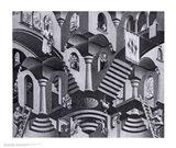 Concave and Convex Art Print