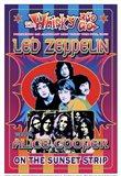 Led Zeppelin, Alice Cooper Art Print