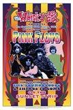 Pink Floyd, 1967 Art Print