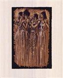 Sisters in Spirit Art Print