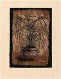 Exotic Flora II Art Print