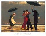 The Singing Butler, c.1992 Art Print