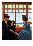 Edith and the Kingpin Art Print
