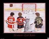 Stanley Cup Kids Art Print