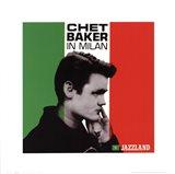 Chet Baker - Milan Art Print