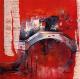 Venise Melodie I Art Print