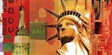 New York IV Art Print