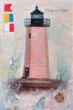 Newport Light Art Print