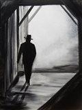 Midnight Affair Male Art Print