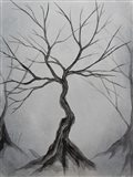 Sleepy Hollow Art Print