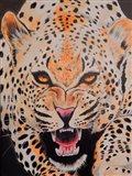 The Prowl Art Print