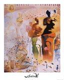 The Hallucinogenic Toreador, c.1970 Art Print