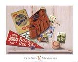 Red Sox Memories Art Print