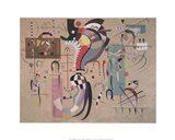 Milieu Accompagne, c.1937 Art Print