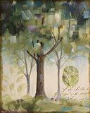 Hopes & Greens III Art Print