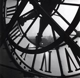 Orsay Clock Art Print