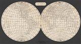 Map of the World, 1812 Art Print