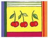 Cherry Bing Art Print