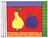 Fab Fruit Art Print