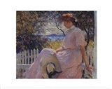 Eleanor, c.1907 Art Print