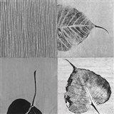 Leaf Quad Art Print