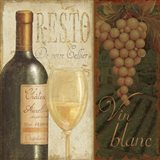 Wine List II Art Print