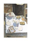 Table, 1925 Art Print