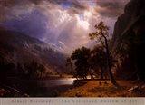 Half Dome, Yosemite Valley Art Print