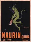Maurin Quina, 1920 Art Print