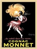 Cognac Monnet, 1927 Art Print