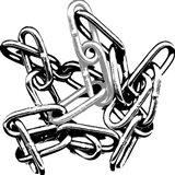 In Chains Art Print