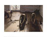 The Floor Scrapers [Raboteurs de parquet], 1875 Art Print