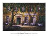 Romantic Afternoon Art Print